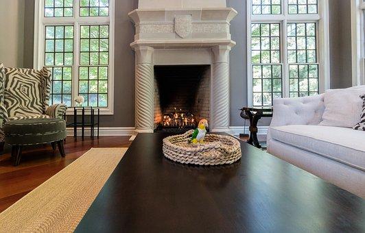 Indoors, Window, Room, Furniture, House, Luxury, Inside