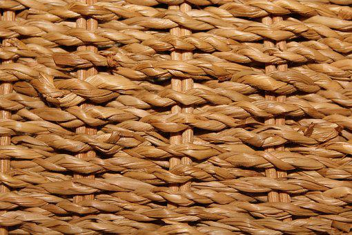 Braid, Weave, The Background, Texture, Handicraft