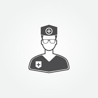 Doctor, Icon, Dentist, Dental, Health, Care, Medicine