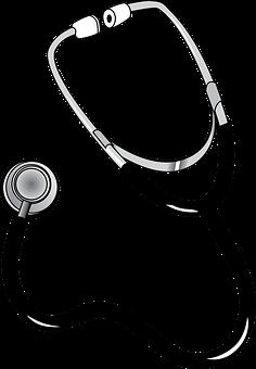 Stethoscope, Doctors, Care, Hospital, Healthcare