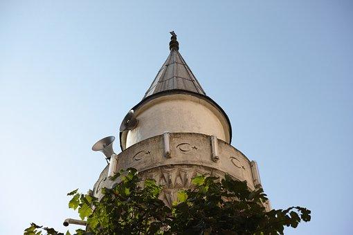 Cami, Minaret, Little, Prayer, Religion, God, Islam