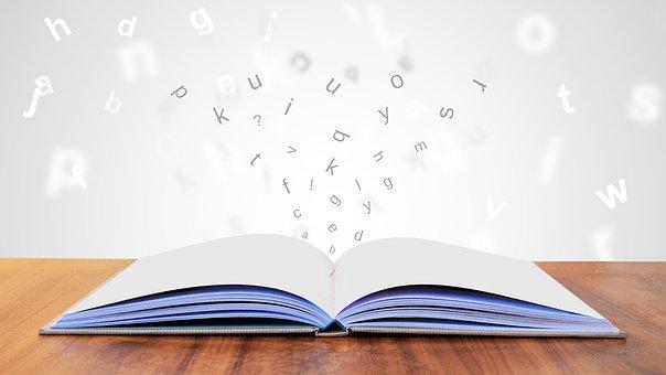 Literature, Book, Page, Clean, Book Bindings, Education