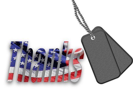 Usa, Dog Tags, Tags, Identification, Name, Military