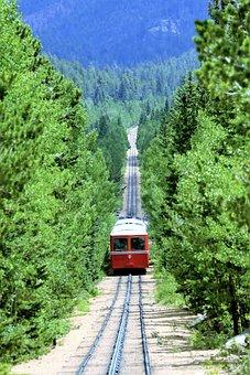 Railcar, Train, Cog Railway, Railway, Rack System