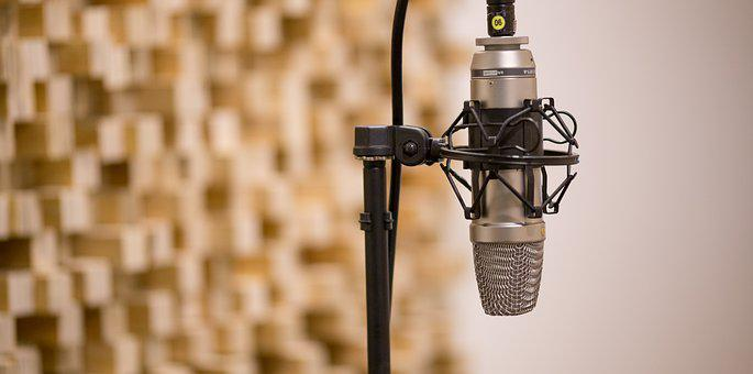 Mic, Recording, Record, Sound, Microphone, Audio