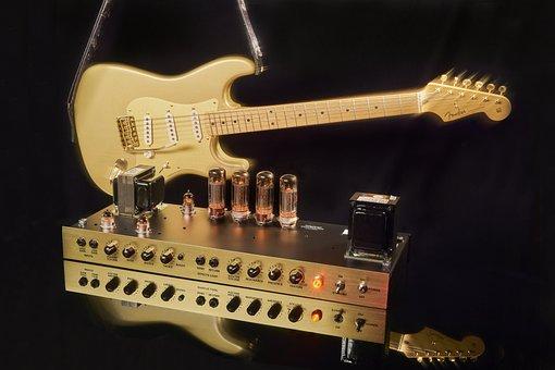Instrument, Sound, Guitar, Amplifier, Tube Sound, Music