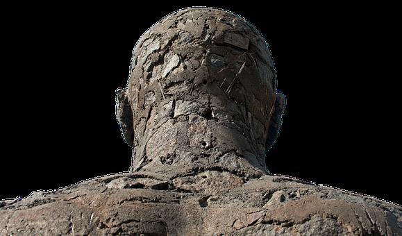 Travel, Sculpture, Man, Stone, Move, Statue, Figure