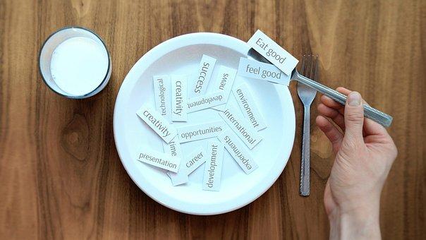 Plate, Food, Idea, Eat, Success, Lunch, Dinner, Meal