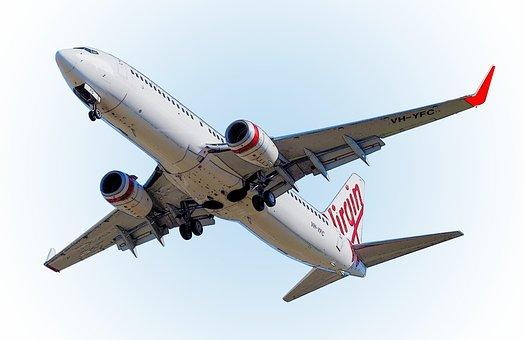Boeing, 737, Plane, Aviation, Jet, Take Off, Jet-liner