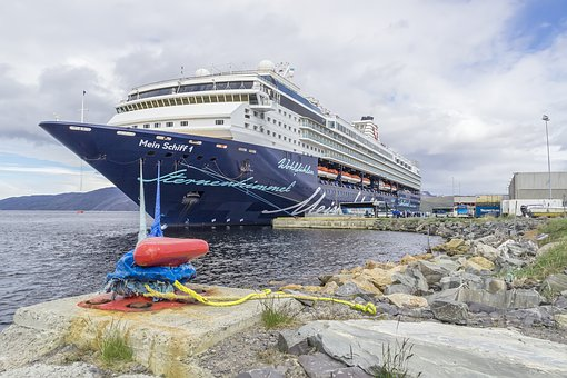 Ship, Cruise Ship, Waters, Sea, Travel, Sky, Holiday