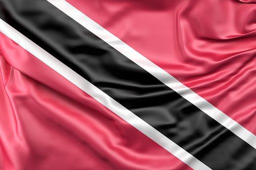 Flag Of Trinidad And Tobago, Flag, Trinidad And Tobago