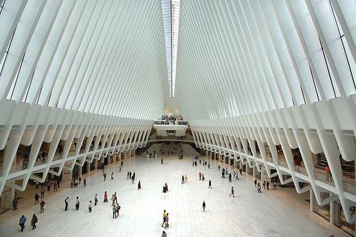 World Trade Center, Architecture, Manhattan, Ny, Wtc