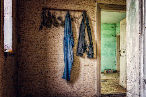 Lost Places, Building, Abandoned Places, Interior