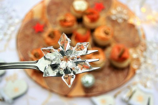 Eating, New Year's Eve, Asterisk, Dessert, The Ceremony