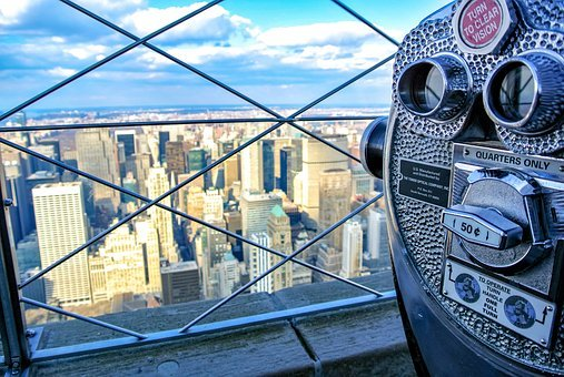 Travel, Business, Modern, Transport, Sky, Viewpoint