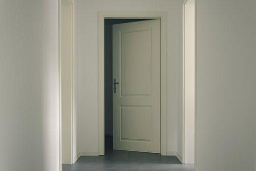 Door, Contemporary, Within, Wall, Architecture, Room