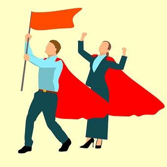 Employee's, Job Fair, Recognition, Hr, Organization
