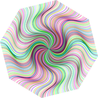 Pinwheel, Vortex, Maelstrom, Whirlpool, Cyclone, Flower