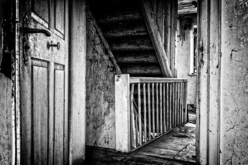 Lost Places, Home, Room, Space, Abandoned Places