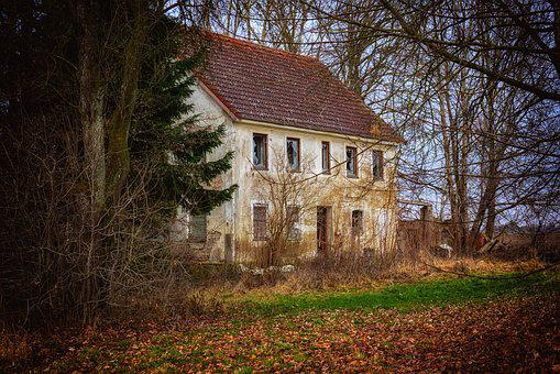 Home, Lost Places, Abandoned Places, Residence