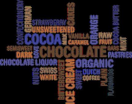 Chocolate, Cocoa, Graphic, Milk, Ice Cream, Cream, Bar