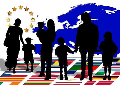 Family, Community, Patchwork, Patchwork Family, Society