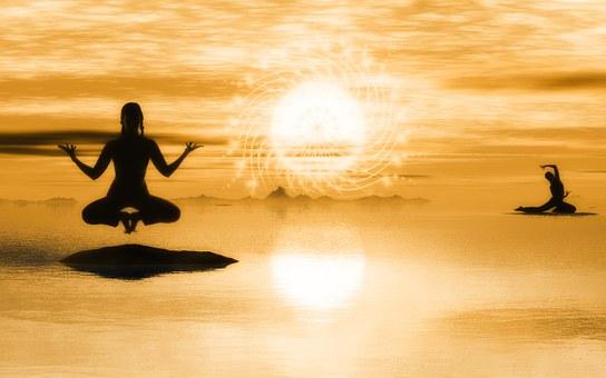 Meditation, Mandala, Sunrise, Artwork, Spirituality