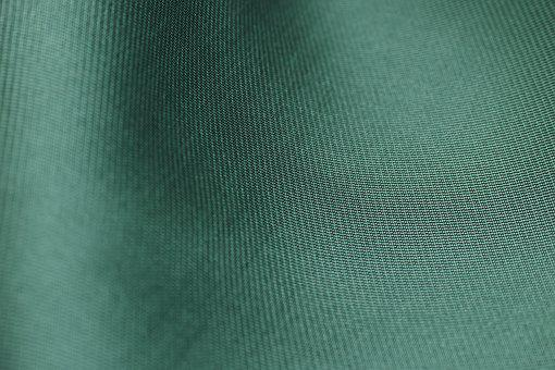 Green, Fabric, Textile, Texture, Macro, Photo, Model
