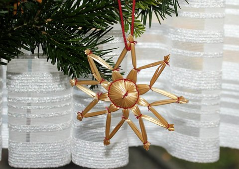 Star, Christmas, Tree, The Ceremony, Winter, Twigs