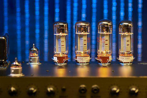Technology, Vacuum Tubes, Tube, Gas Filled Tubes