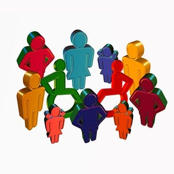 Group, Person, Inclusion, Wheelchair, Wheelchair Users