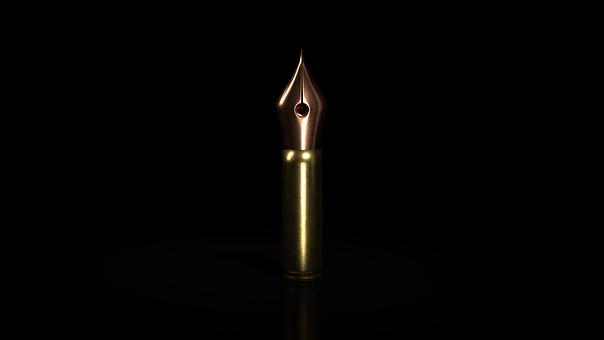 Ammunition, Pen, Spring, Pistol, Floor, Gun, Words