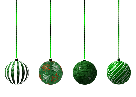 Baubles, Balls, Decoration, Holiday, Stripes, Textured