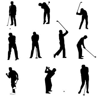 Golfing, Golf, Golfer, Swing, Strike, Tee, Club, Fun