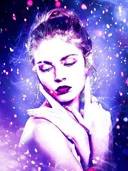 Portrait, Music, Fashion, Pop Music, Woman, Singer