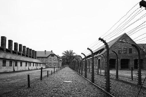 War, Fence, Military Arm, Krakow, Military, Poland
