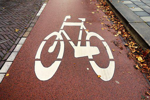 Bicycle, Icon, Bicycle Icon, Alert, Indication, Traffic
