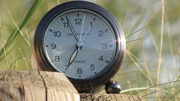 Clock, Time, Nature, Morning, Stand Up, Sport, Time Of