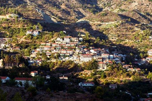 Troodos, Cyprus, Village, Agros, Day, Europe