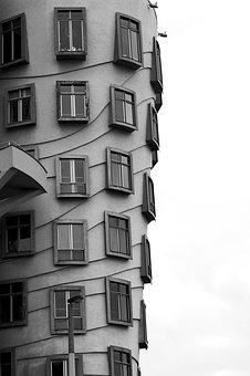 Architecture, House, Window, Building, Apartment