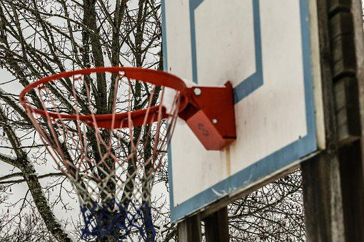Basketball, Sport, Outdoors