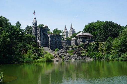 New York, Manhattan, Central Park