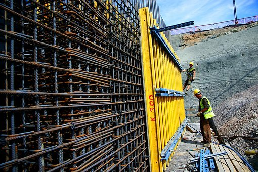 Industry, Construction, Worker, Work, Job Security