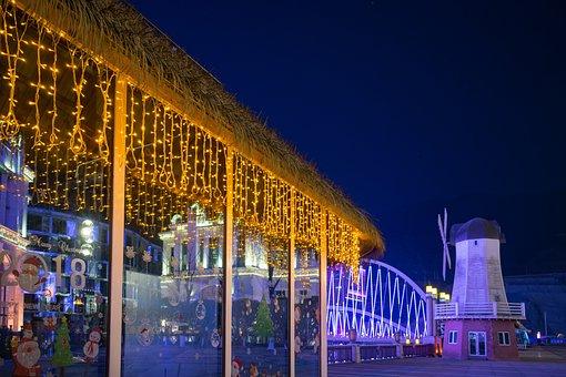 Guizhou, Guiyang, Zhongtian Future Ark, Building