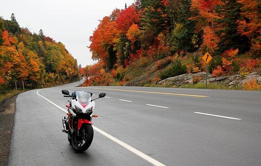 Road, Transportation System, Drive, Honda Cbr500r