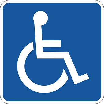 Wheelchair, Parking, Disabled, Handicapped, Park