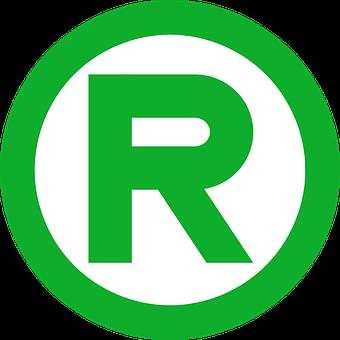 Registered Trademark, Trademark, Service Mark, Property