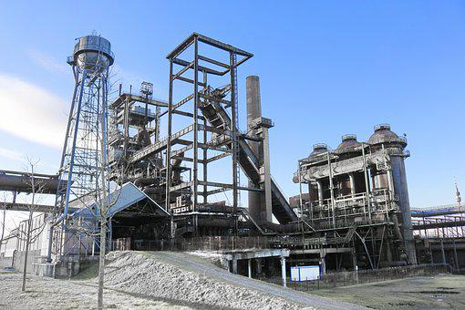 Industry, Pollution, Mill, Steel, Technology