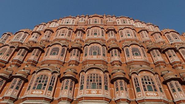 Hawamahel, India, Indian Heritage, Architecture, Travel