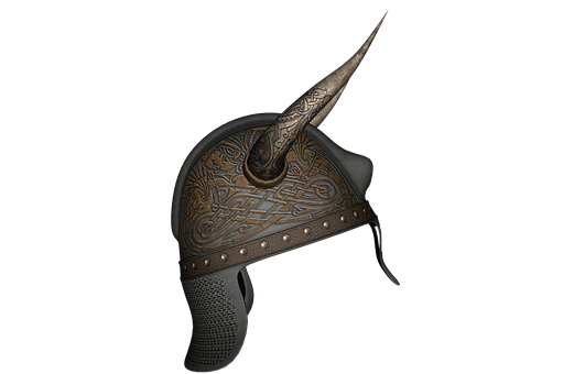 Helmet, Viking, Armor, Old Town, Helmet Hair, Castle